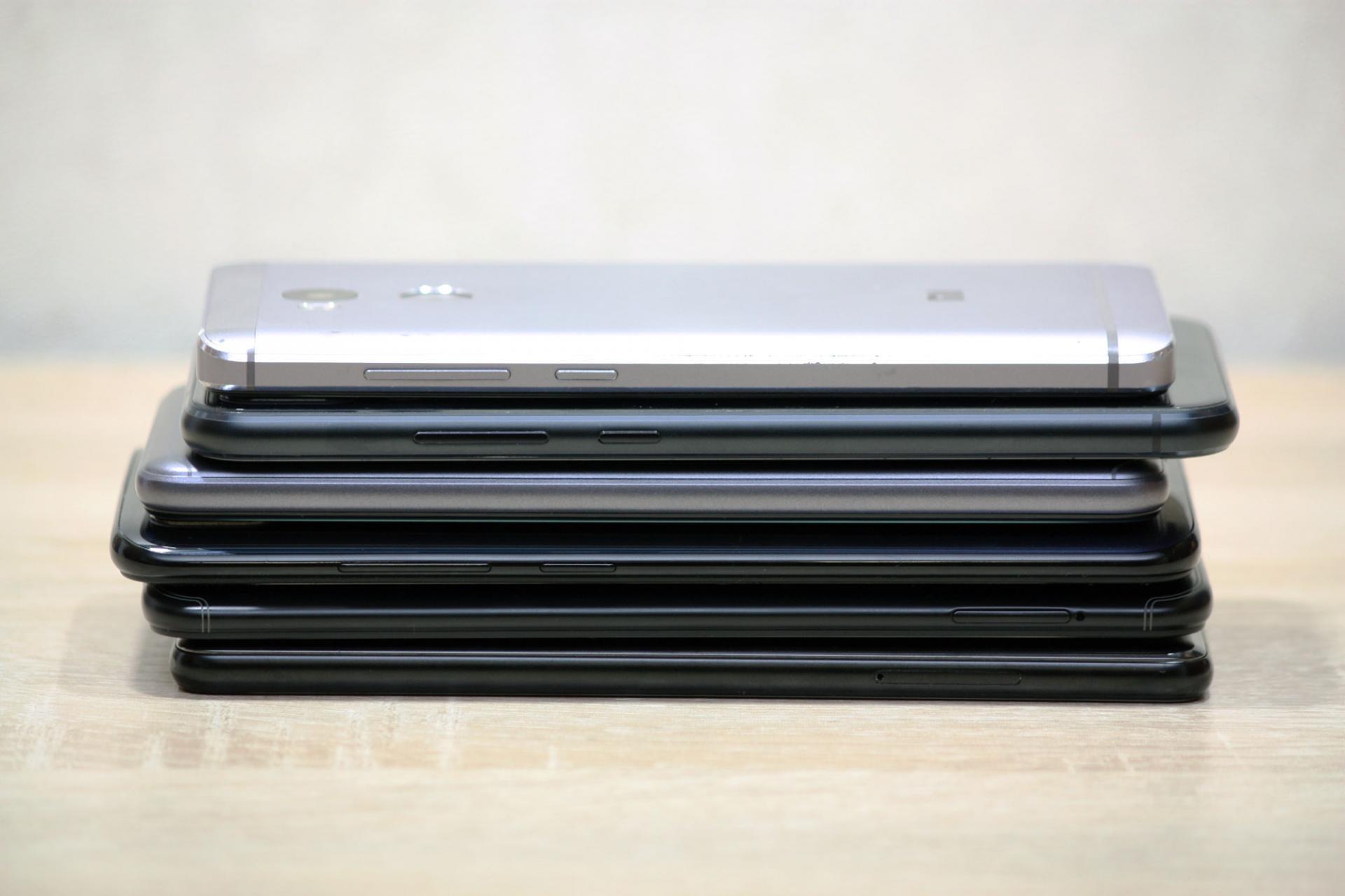 5 самых популярных смартфонов Xiaomi