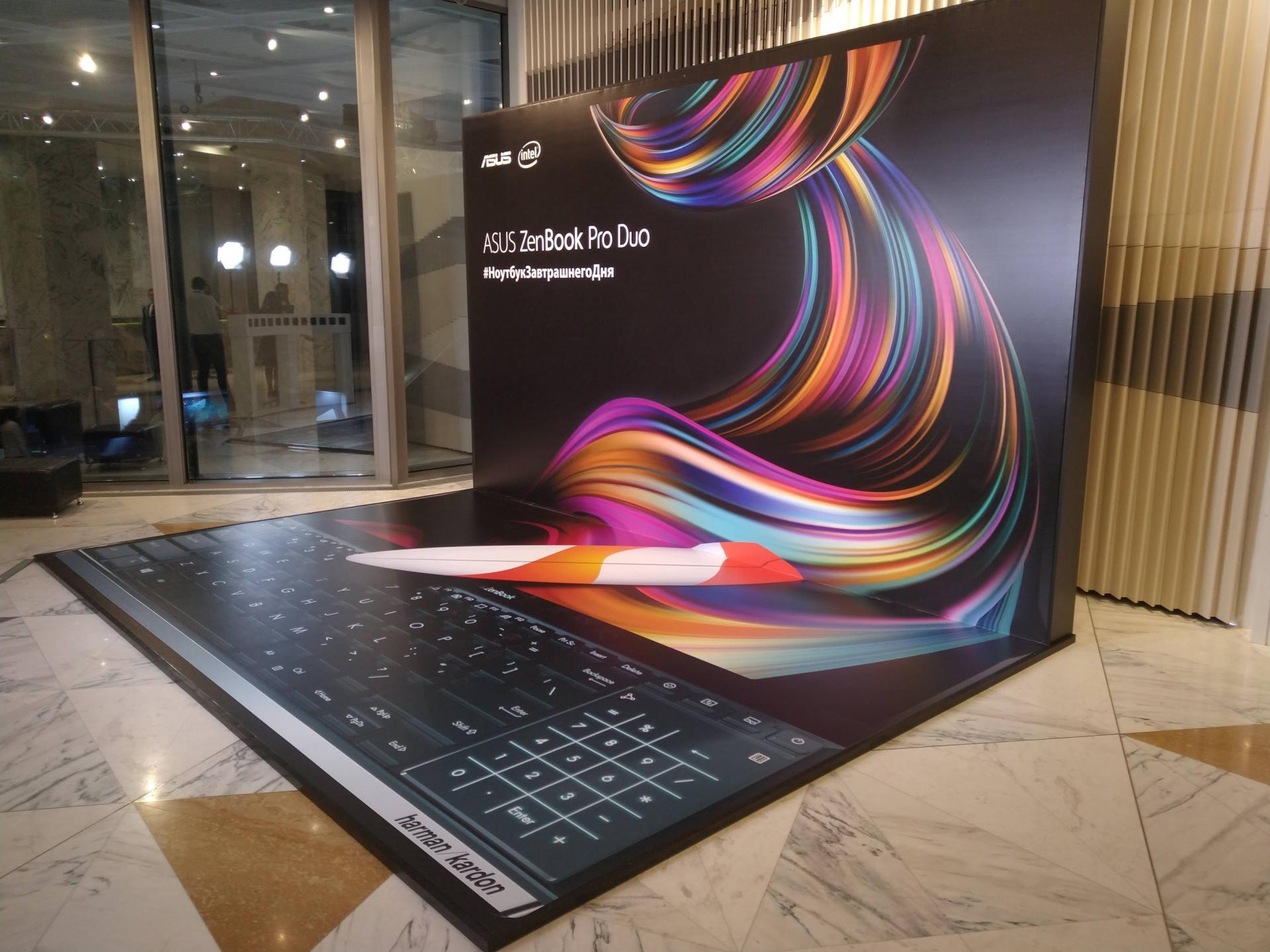 Asus объявила опоступлении впродажу ноутбуков ZenBook Pro Duo (UX581), Zenbook 13, 14, 15
