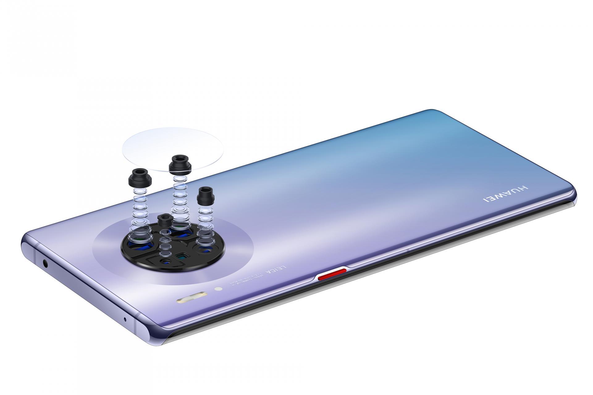 Чтоже всёже показала Huawei всвоих Mate 30 (Pro)?