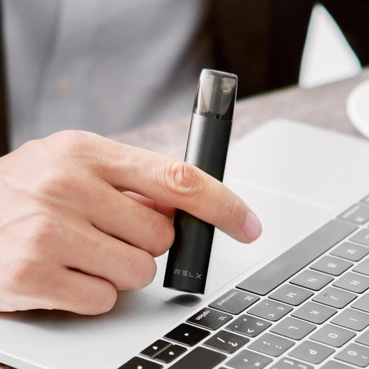 Электронные сигареты RELX выходят нароссийский рынок
