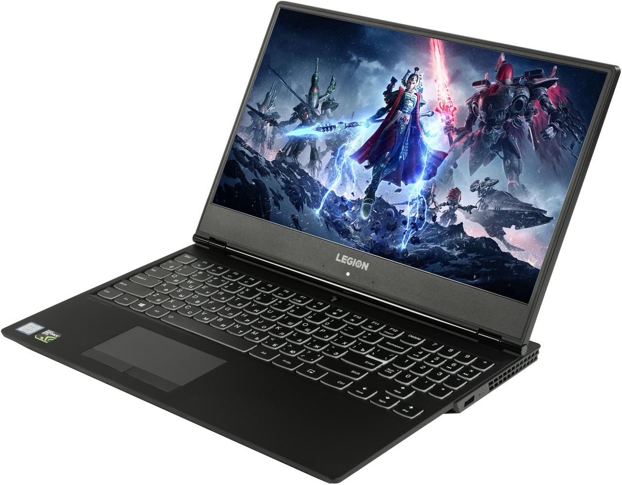 Гейминг по-новому: тестируем игровой ноутбук Lenovo Legion Y530