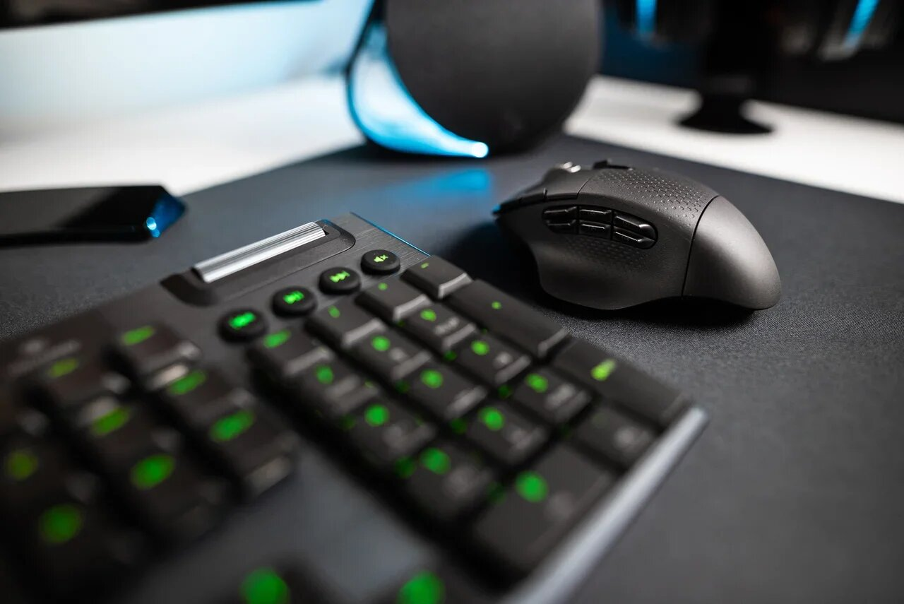 Logitech G604 — мышь, которая понравится геймерам