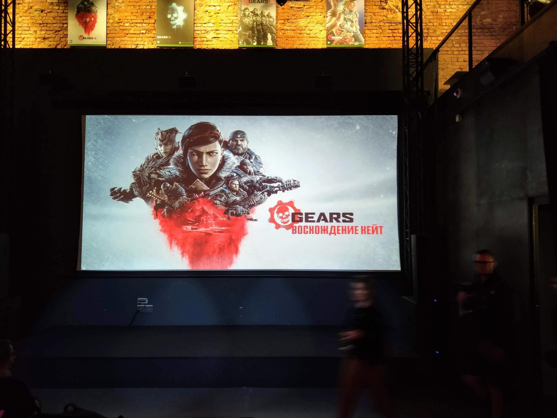 Популярная франшиза получила продолжение — Gears 5. Уже впродаже