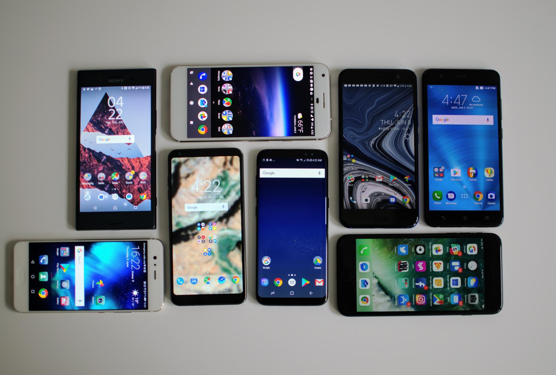 Смартфоны-новинки августа. Отбюджетных додорогих флагманов