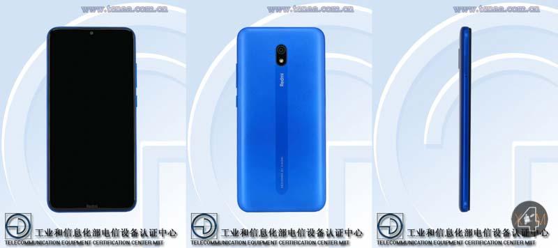 Утекли спецификации будущего хите Xiaomi Redmi 8A