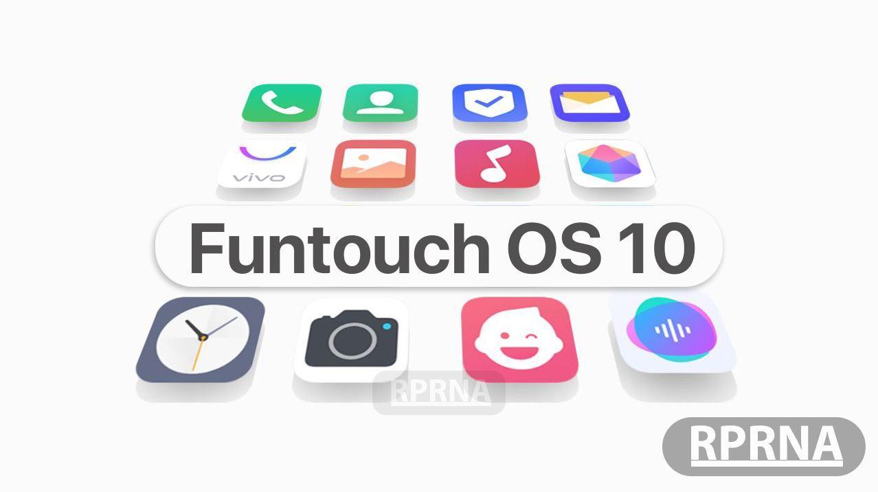 17 смартфонов vivo должны витоге обновиться доFuntouch OS10