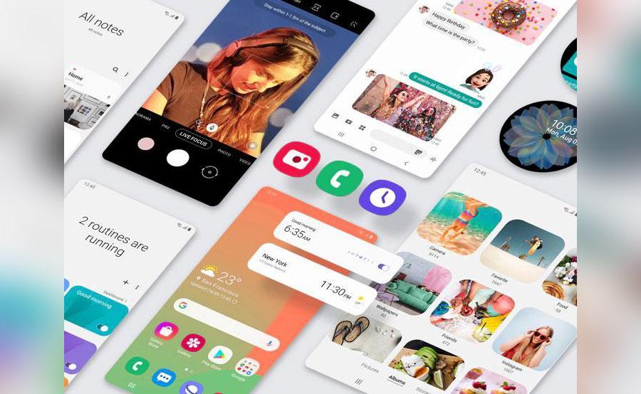 19 смартфонов Samsung получат обновление доOne UI2.1