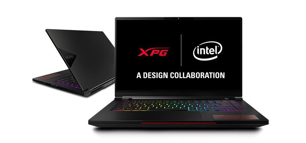 ADATA решила удивить ивыпустила игровой ноутбук XPG XENIA