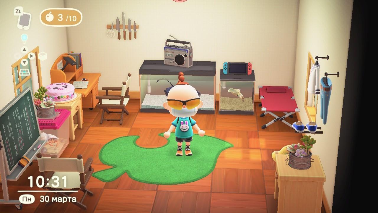 Animal Crossing New Horizons вышла наNintendo Switch. Нашобзор игры