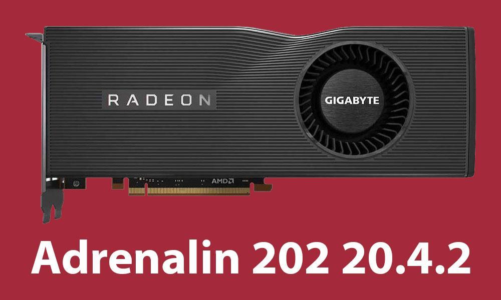 Драйвер видеокарт AMD Radeon Adrenalin 2020 20.4.2 точно стоит установить