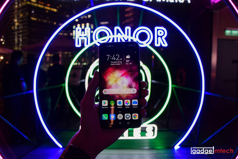 Honor 20, 20 Pro иV20 начали получать бета-версию Magic UI3.1