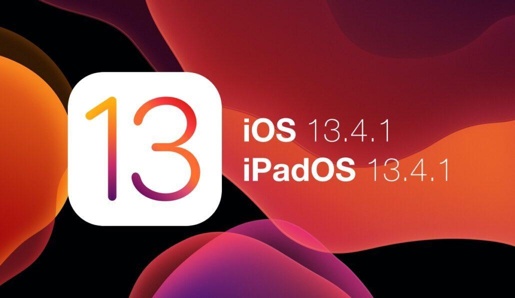 Как скачать иустановить iOS 13.4.1 иiPadOS 13.4.1, выпущенные Apple
