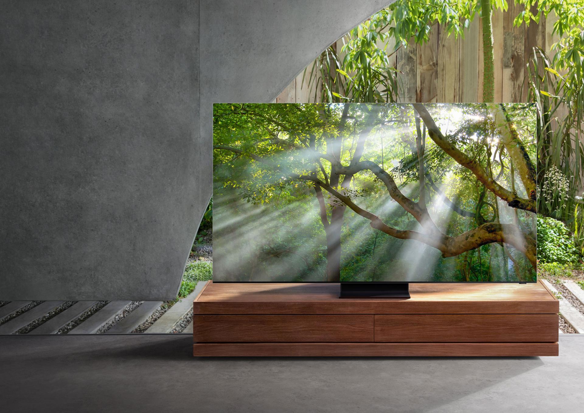 Линейка телевизоров QLED 2020 отSamsung пополнилась двумя новыми моделями