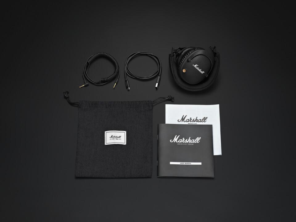 Marshall Monitor llA.N.C. можно будет купить за24990 рублей