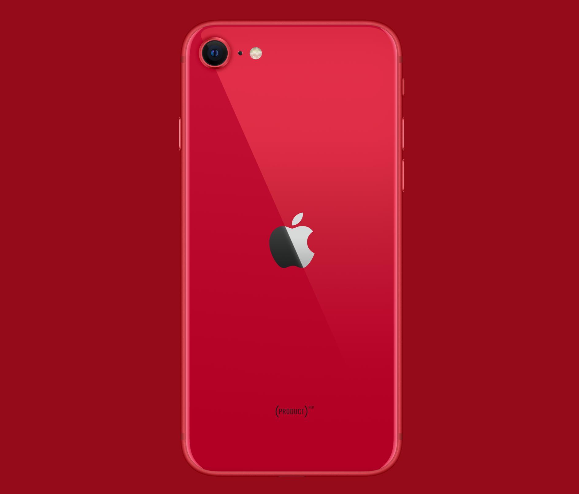 Обои изнового iPhone 2020 SEуже можно скачать