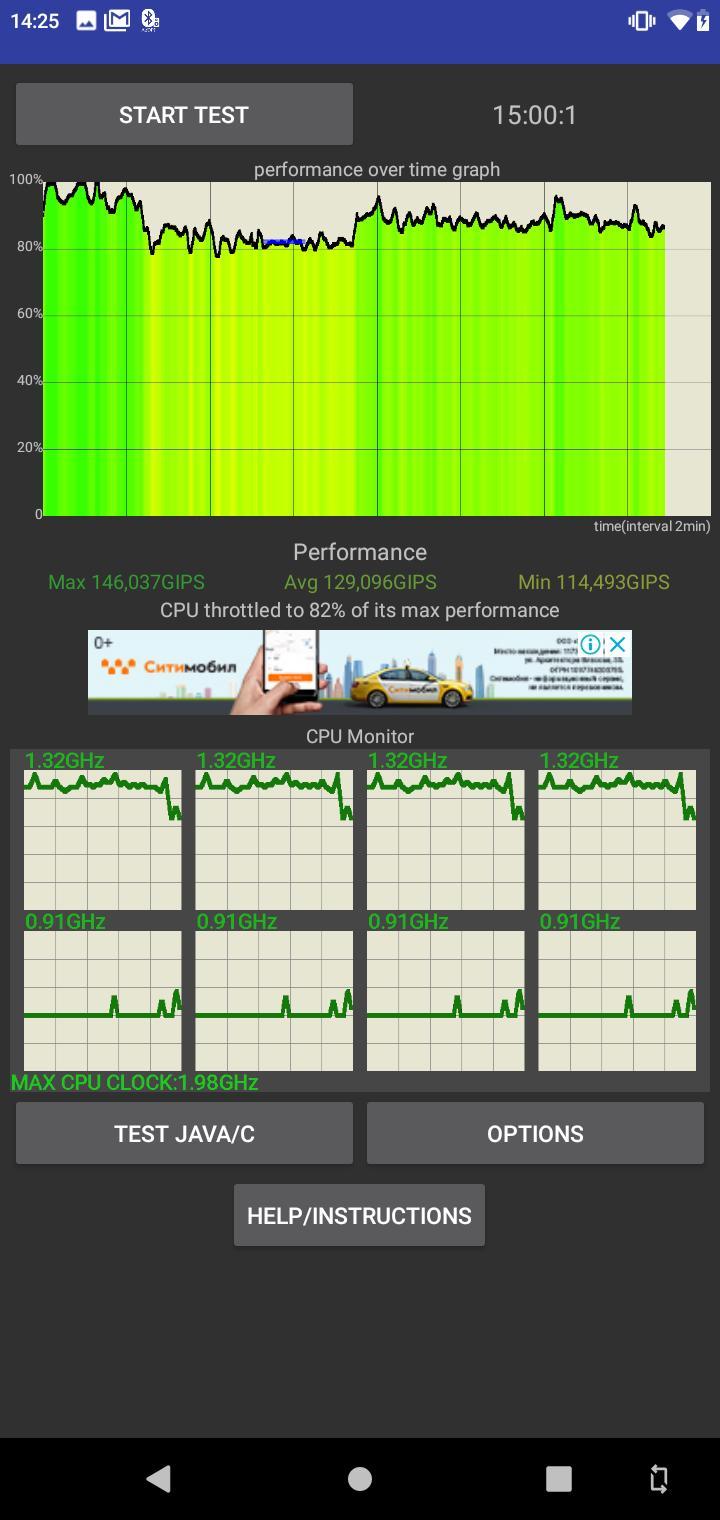 Обзор смартфона BQAurora SE5732L