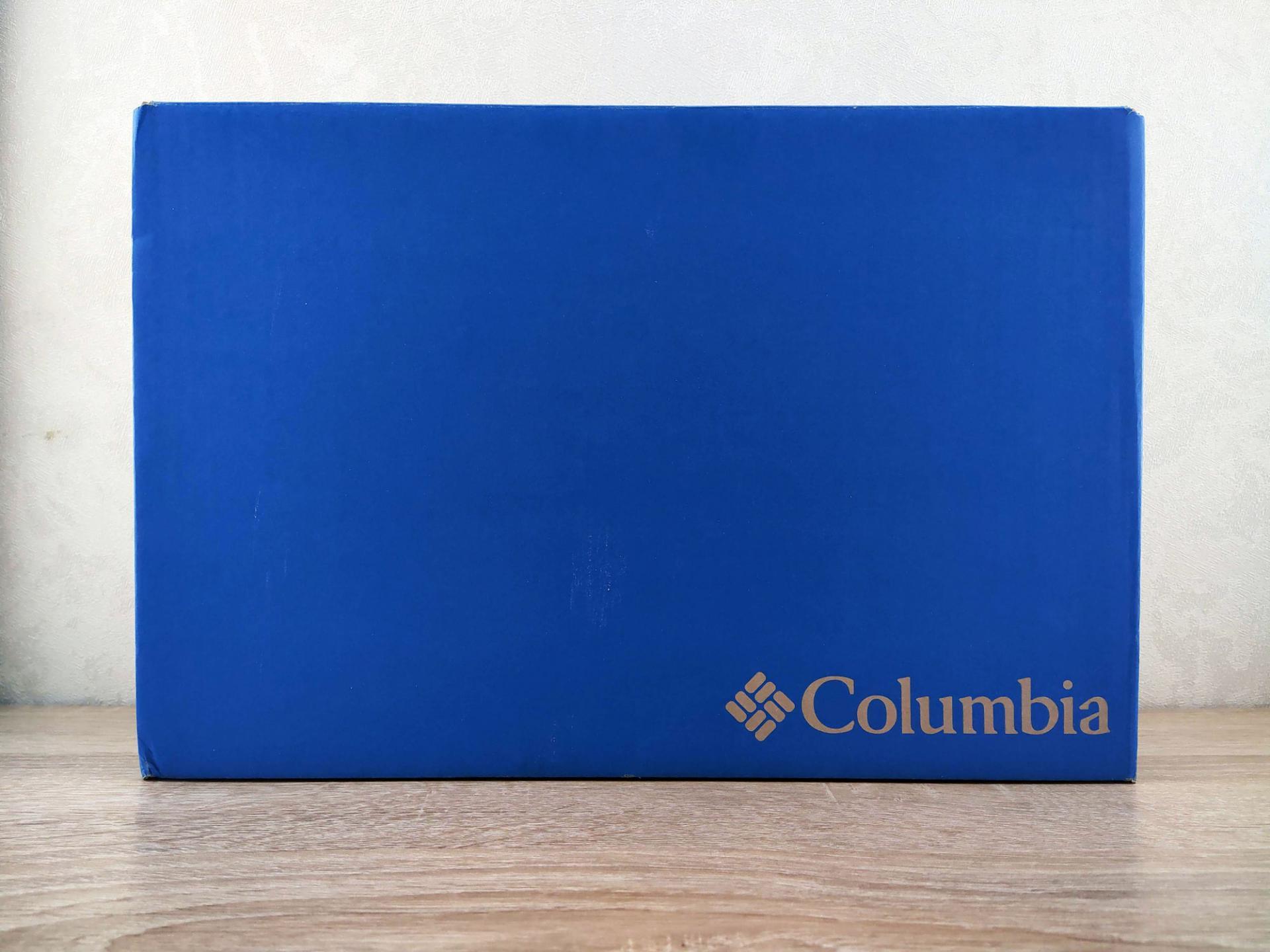 Обзор зимних кроссовок Columbia Firecamp II