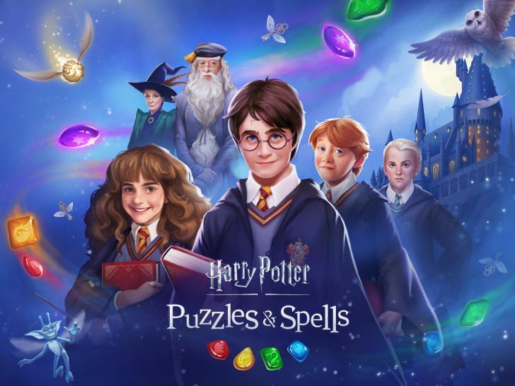 ПоГарри Поттеру делают новую затягивающую игру