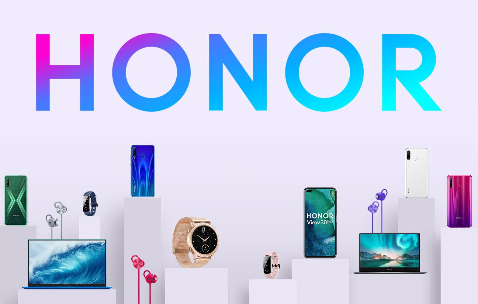 Смартфоны Honor идругие устройства упали вцене. Новременно