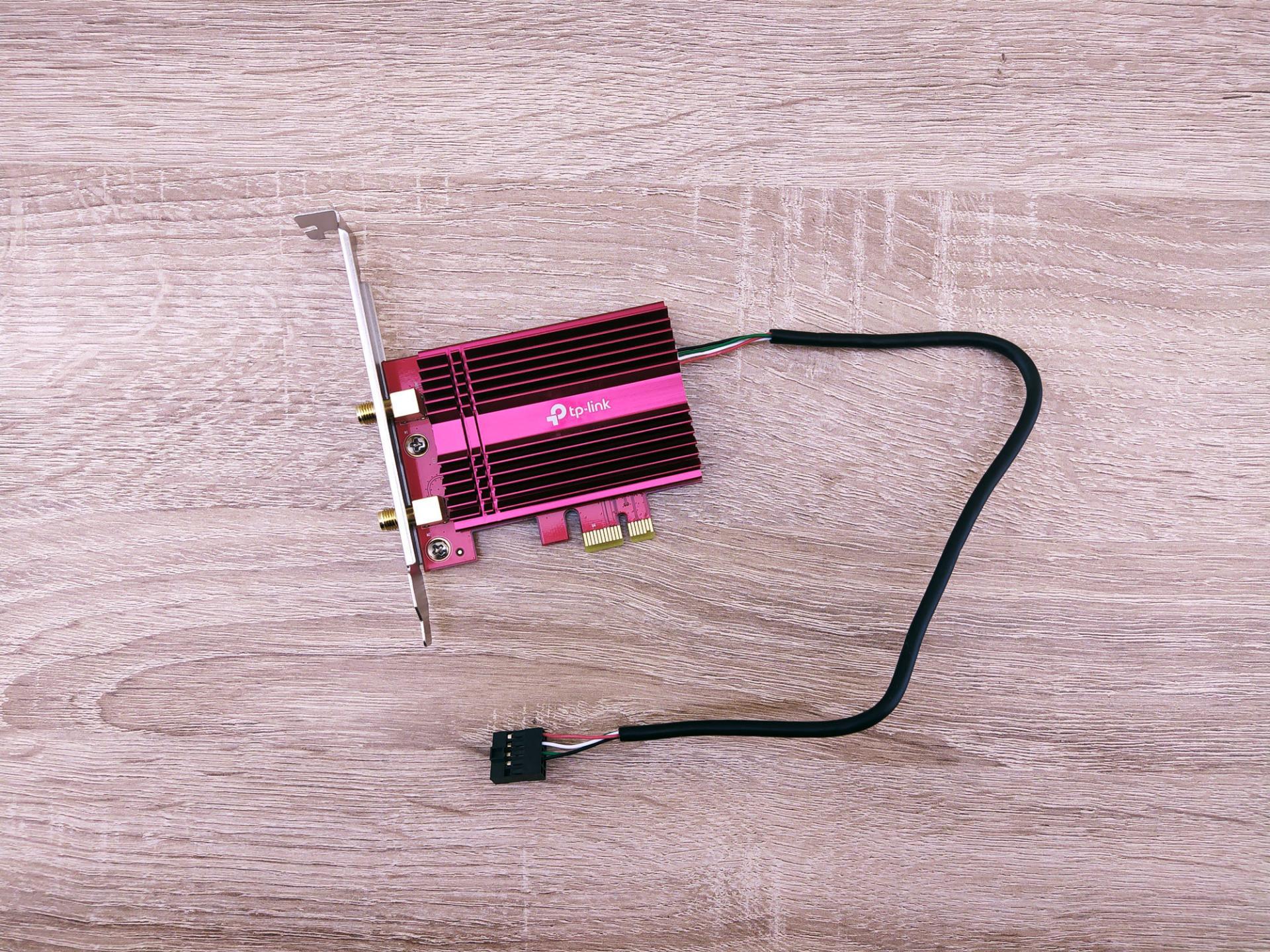 Тест-драйв Bluetooth+Wi-Fi адаптера TP-LINK Archer TX3000E