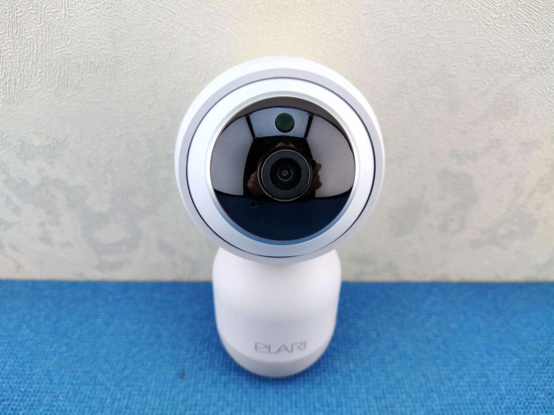 Тест-драйв сетевойкамеры ELARI Smart Camera 360°