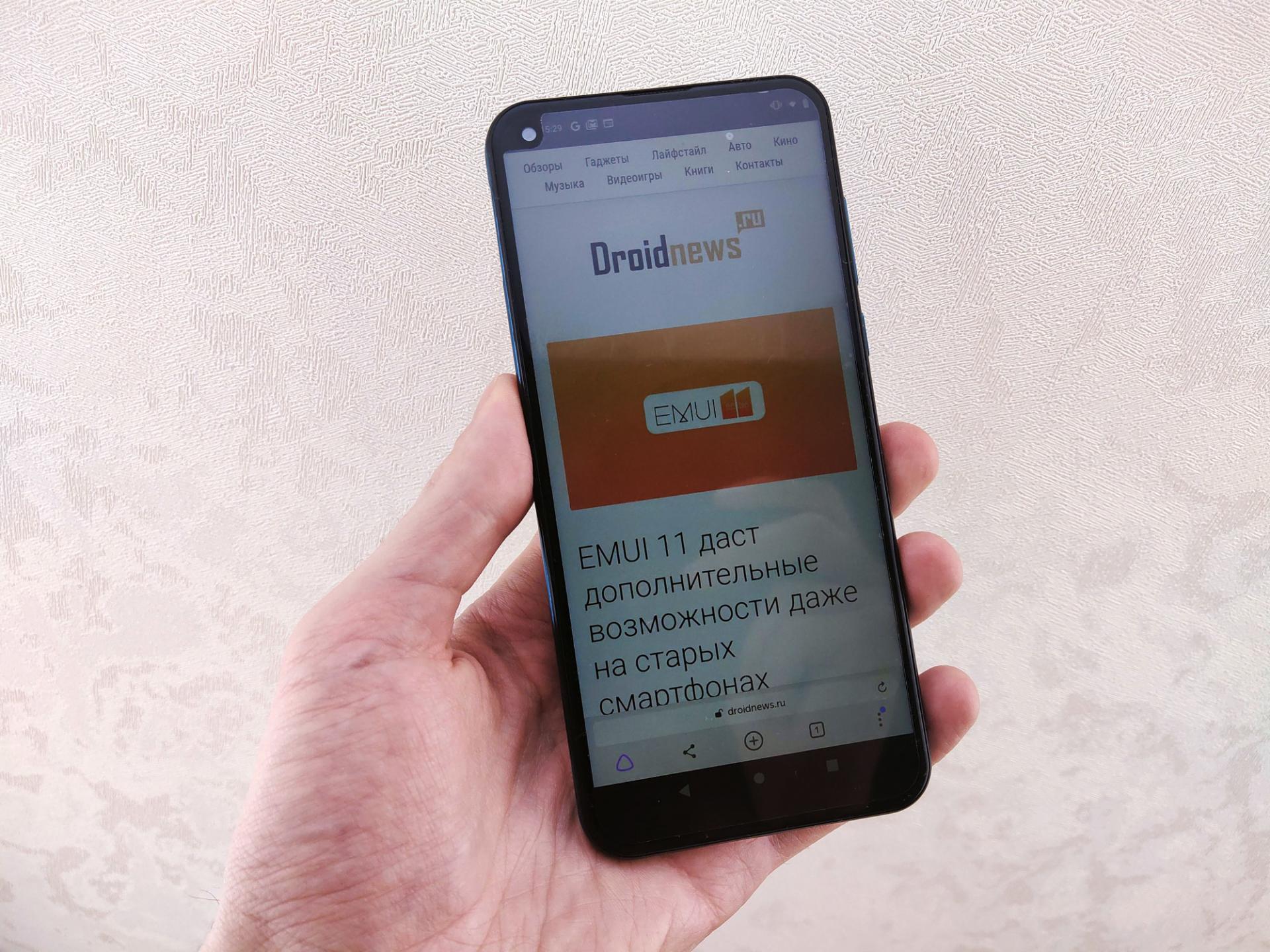 Тест-драйв смартфона BQMagic O(6424L)