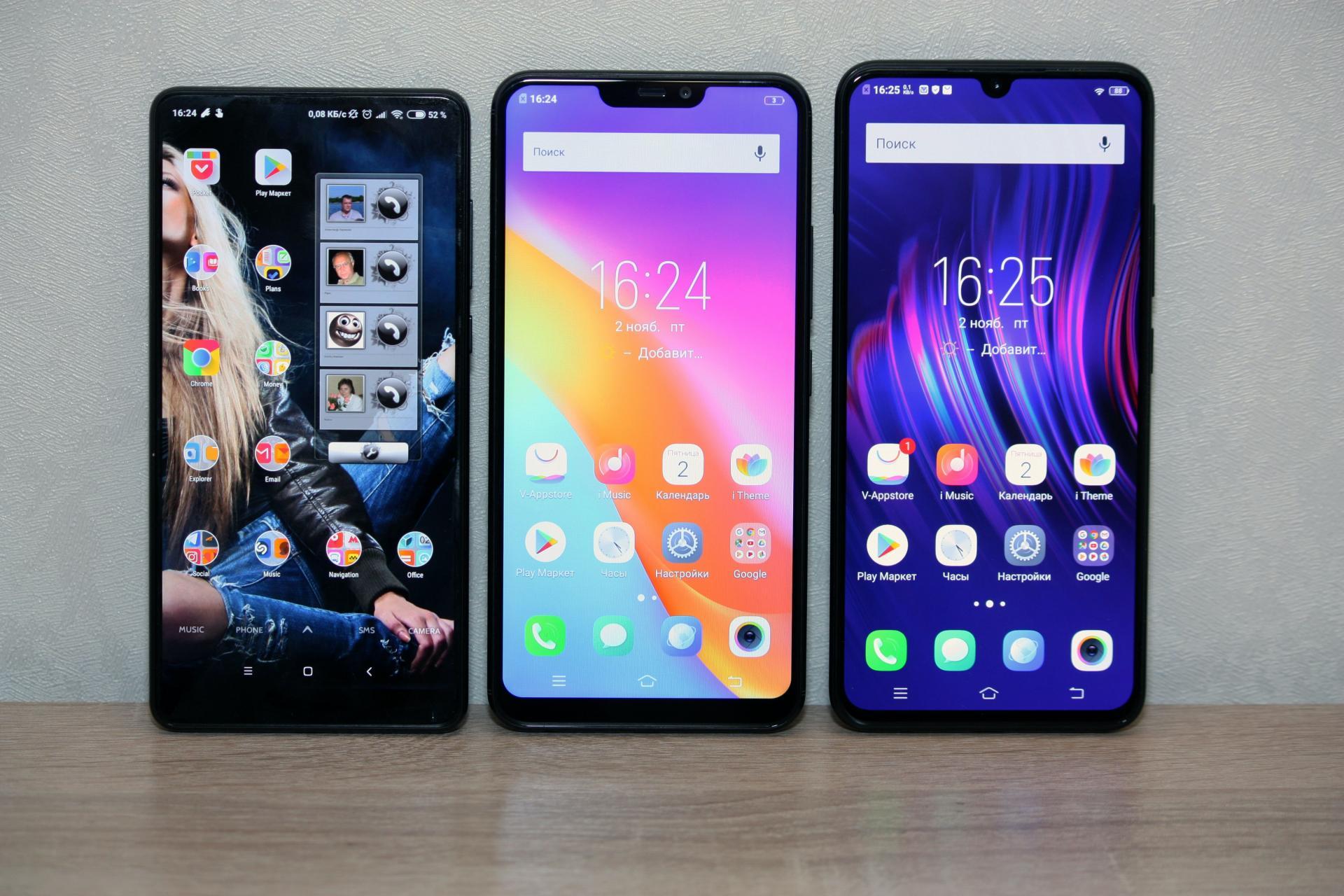 ТОП-6 китайских смартфонов, которые мыбы сами купили