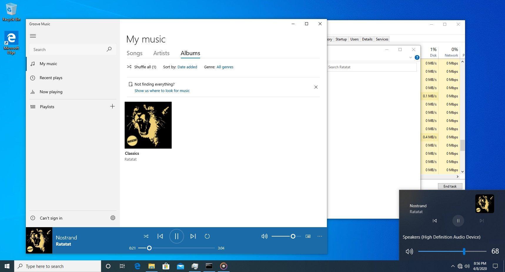 Windows 10 обзавелась экраном Что нового исвежимуправлением звуком
