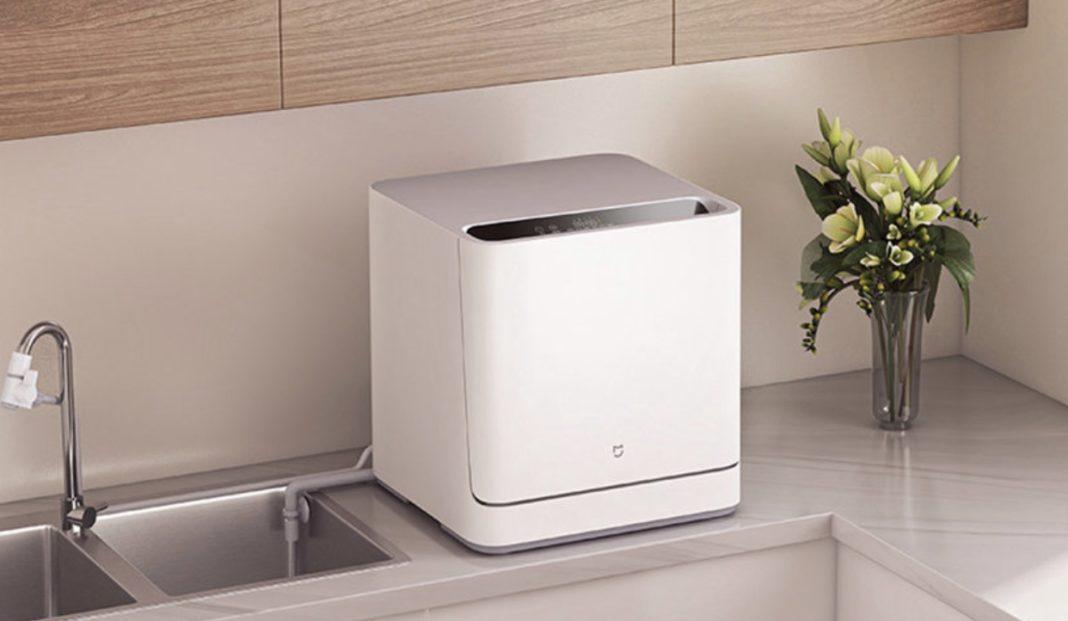 Xiaomi начала продавать посудомоечную машину для любой кухни