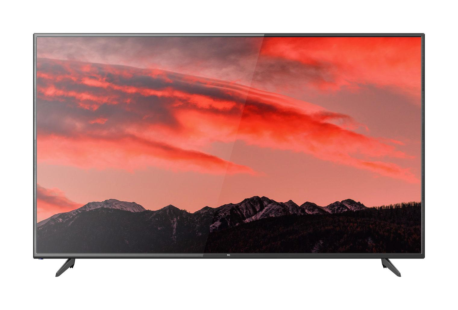 BQ65SU01B — Первый 4K телевизор бренда. Уже впродаже