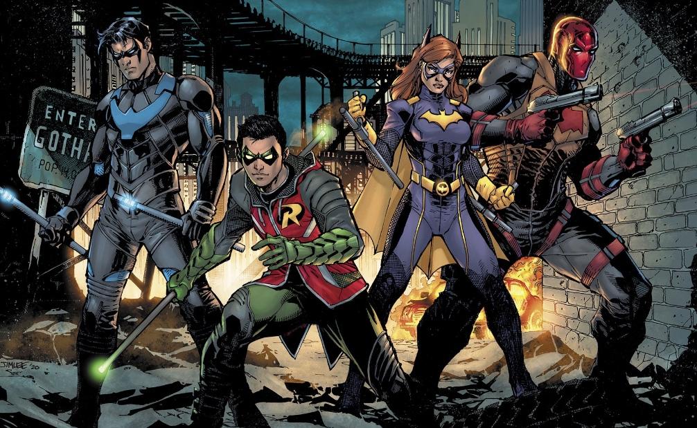 Официальный анонс Gotham Knights отразработчиков Batman: Arkham Origins