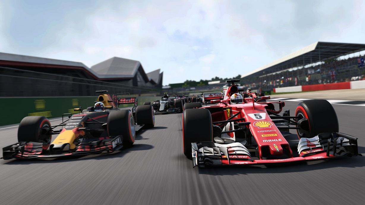 Получите бесплатно игру F1 2018