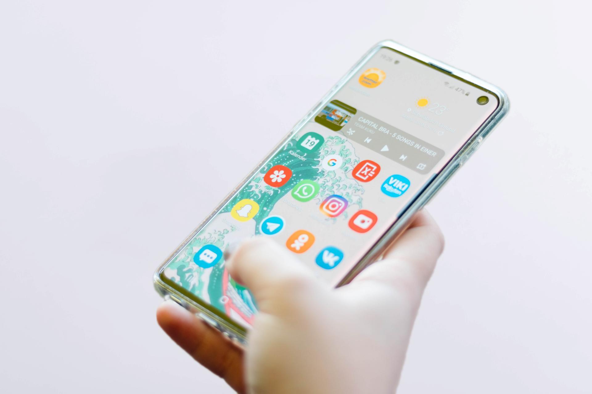 ТОП-5 самых популярных смартфонов с5G. Сколько они стоят?
