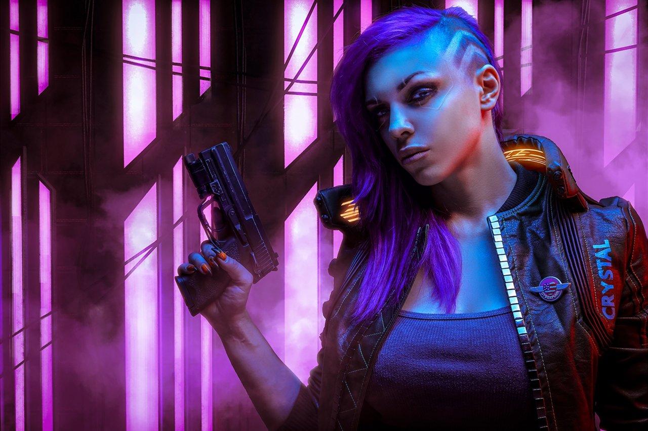 Вышел трейлер Cyberpunk 2077 посвященный оружию вигре