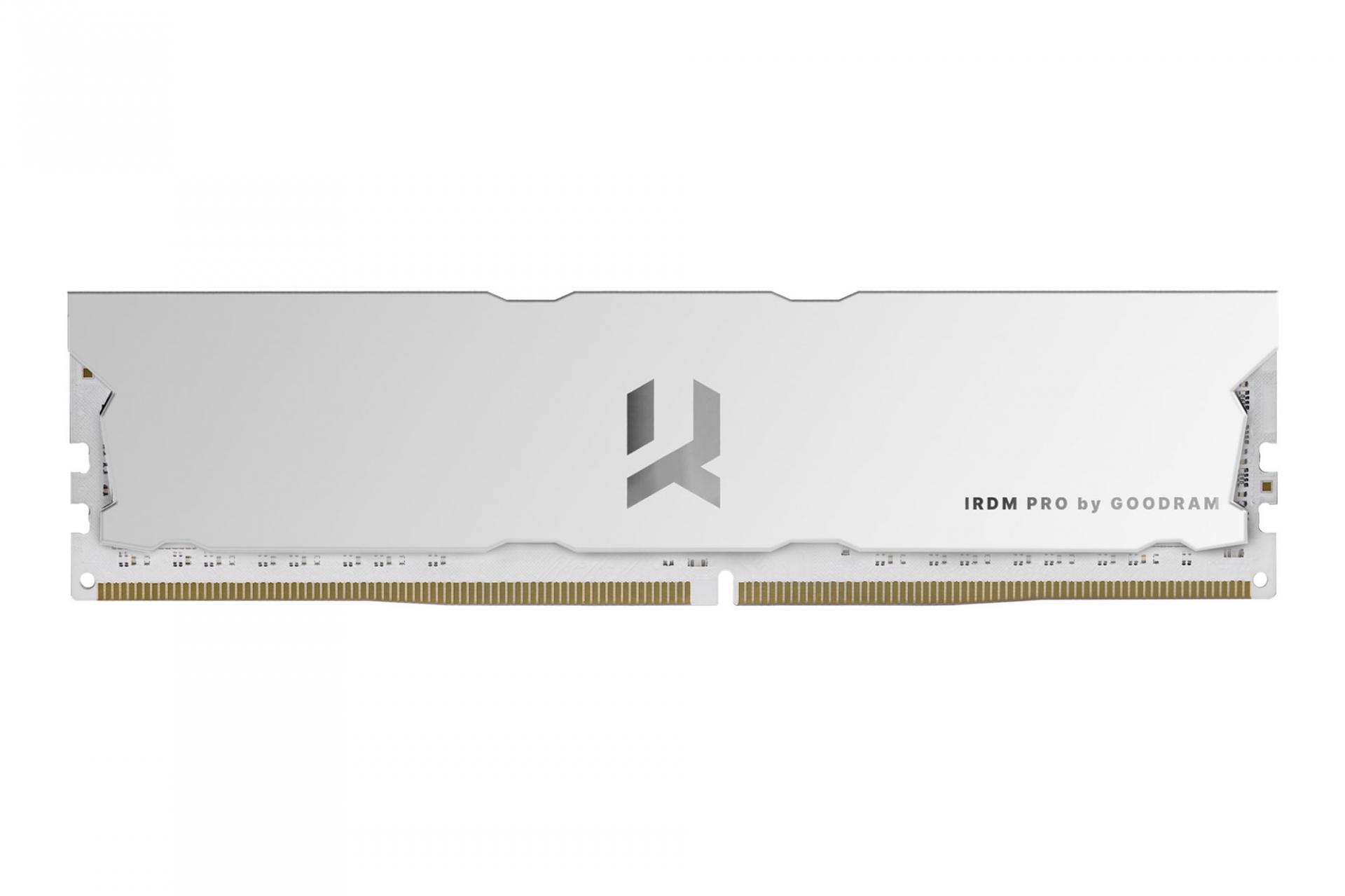 Белая оперативная память отGOODRAM счастотой 4000 МГц уже анонсирована