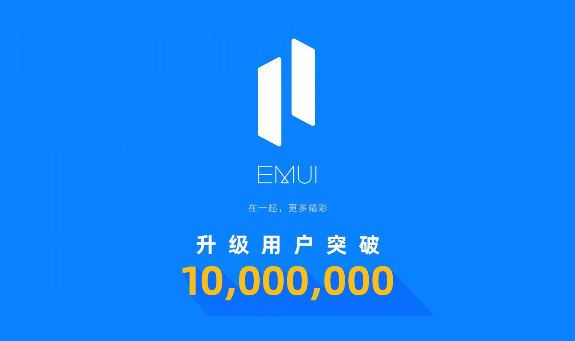 EMUI 11 активнауже уболее 10 миллионов пользователей