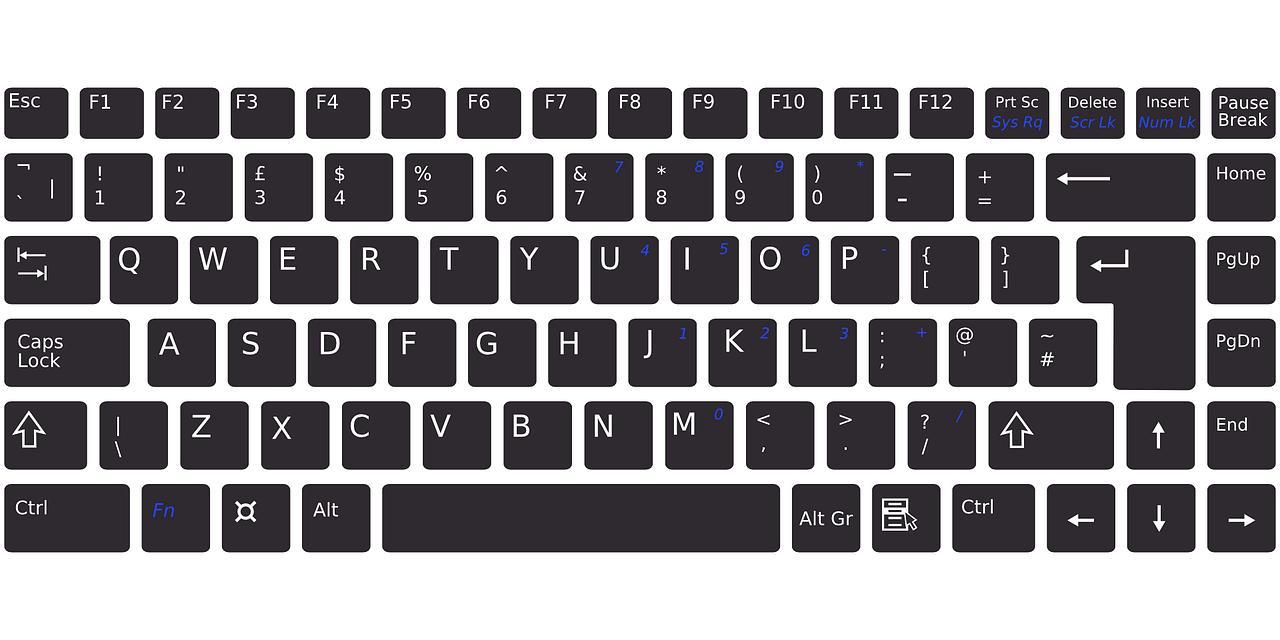 Как легко почистить клавиатуру отмусора, пыли имикробов?