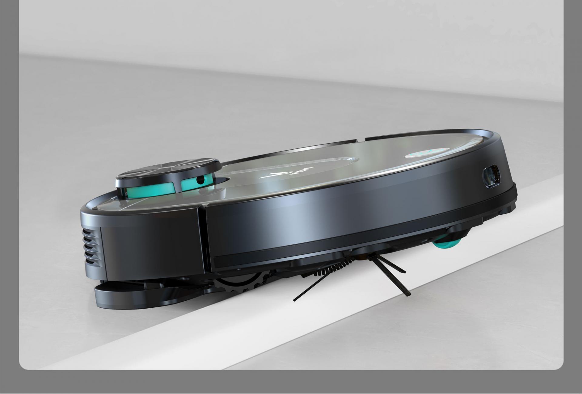 Робот-пылесос ViomiV2 Pro поступил в продажу