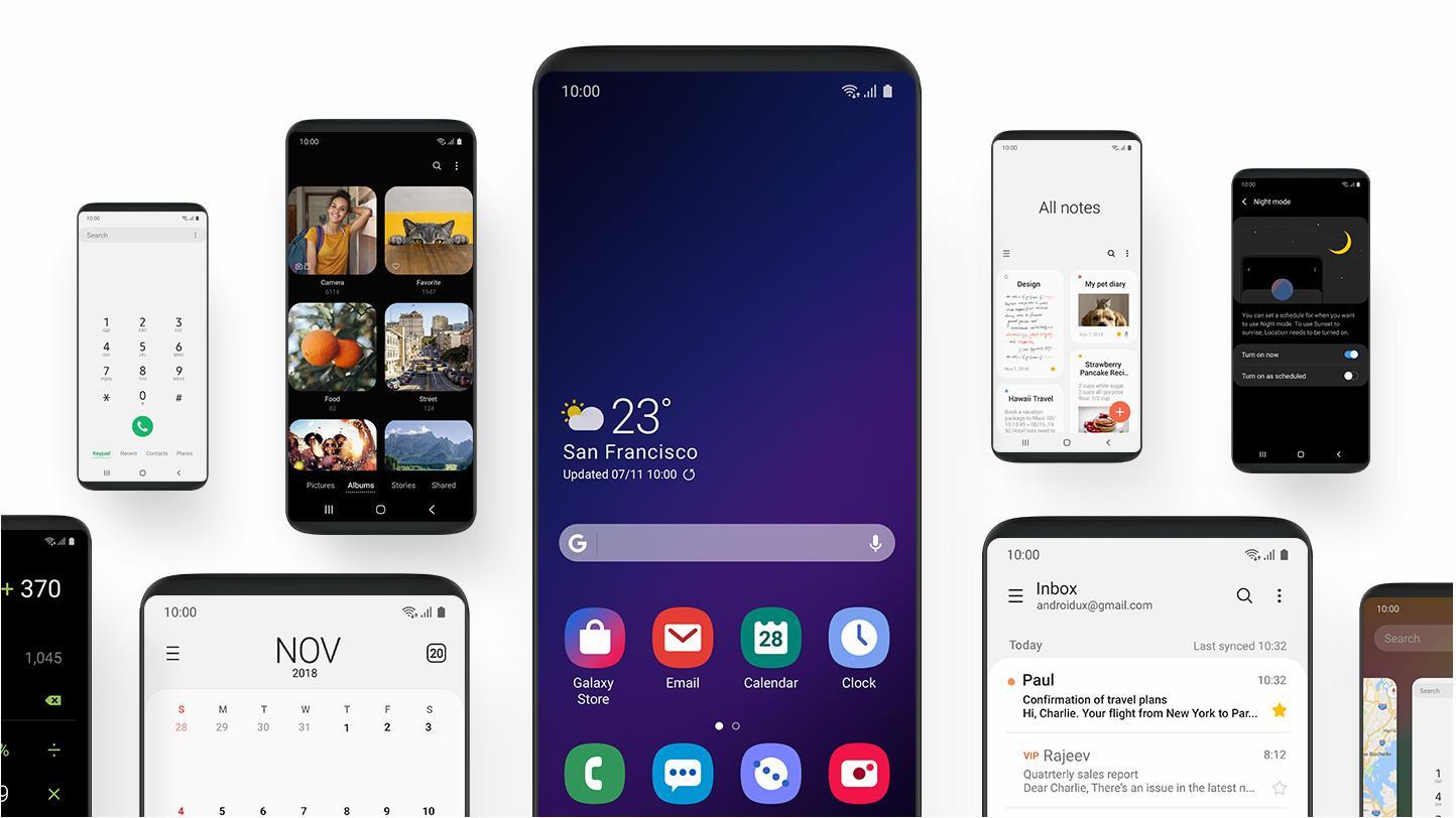 Samsung обновит более 40 смартфонов доOne UI3.0 иAndroid 11