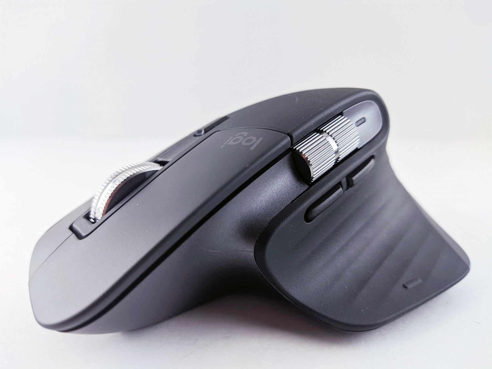 Тест-драйв беспроводной мыши Logitech MXMaster 3
