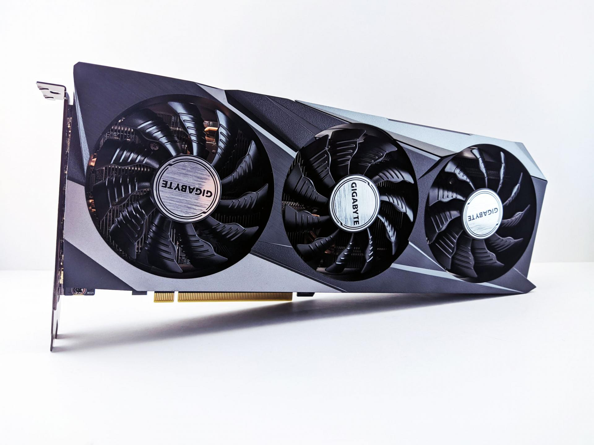 Тест-драйв видеокарты Gigabyte GeForce RTX 3060 TiGaming OCPro
