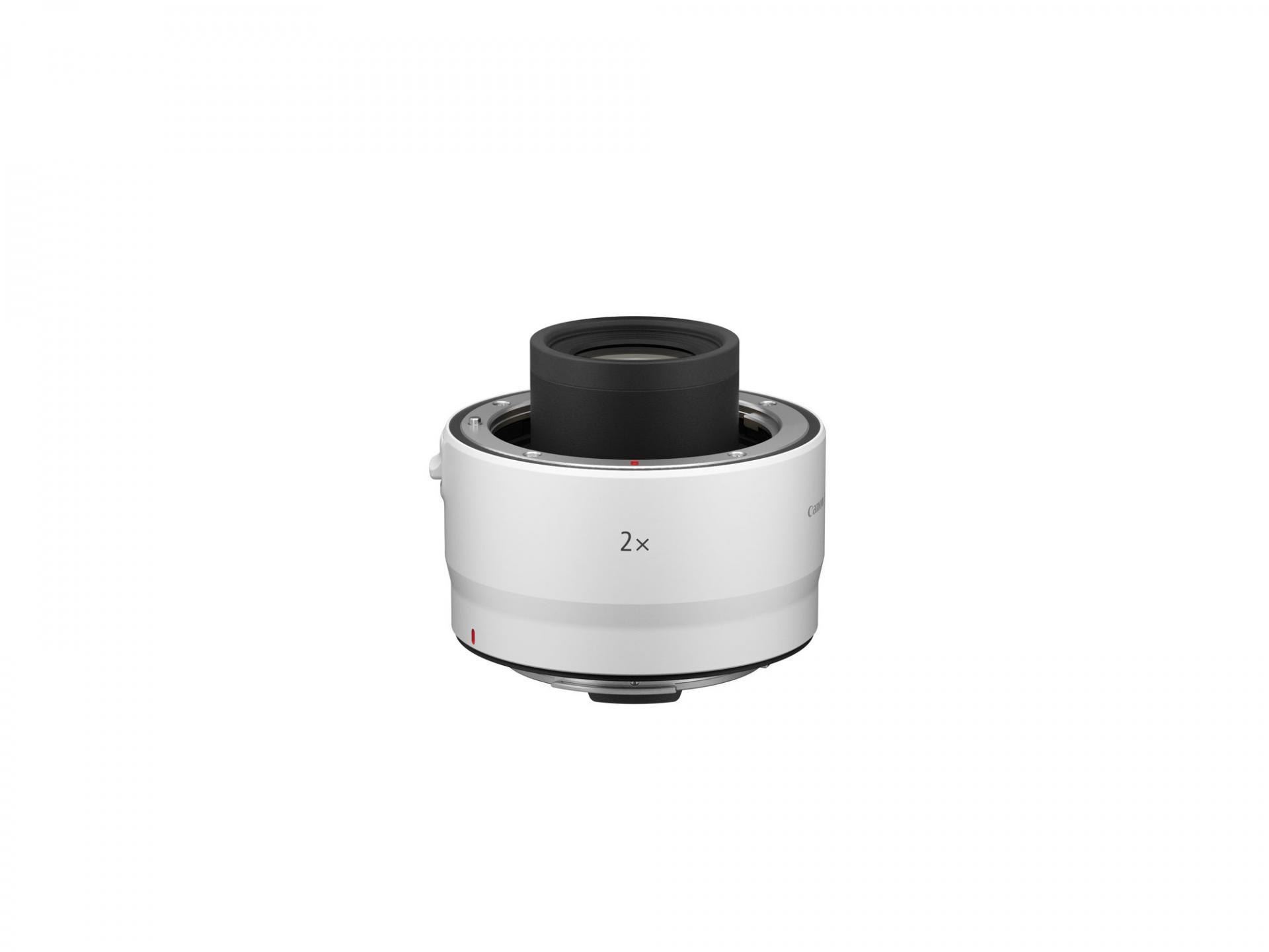 Canon запланировала новые объективы иконвертеры на2020 год