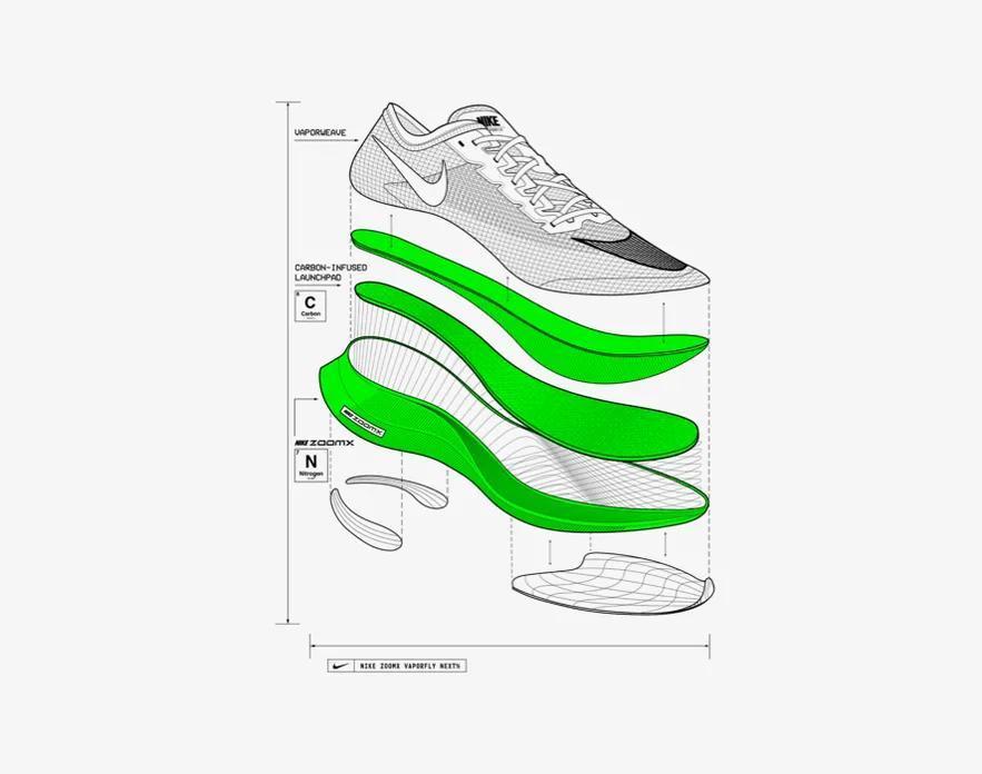 Кроссовки Nike Vaporfly решили запретить — вних слишком быстро бегают