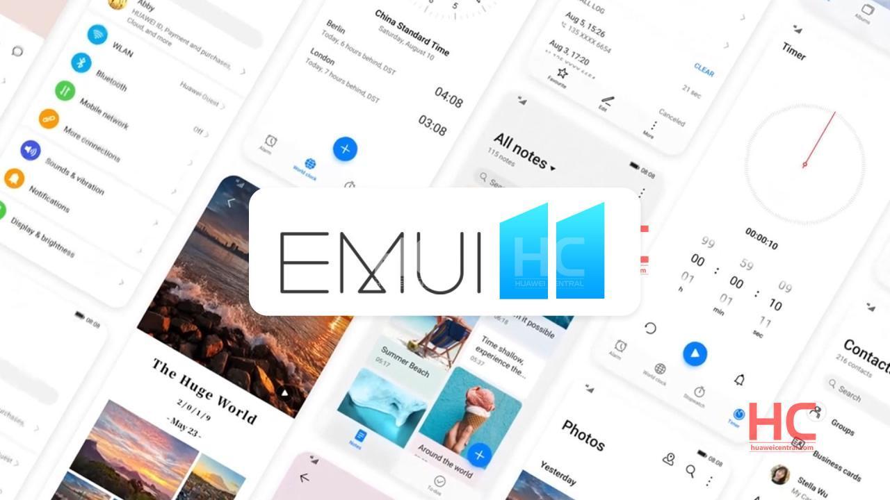 Названы смартфоны Huawei иHonor, которые могут получить EMUI 11