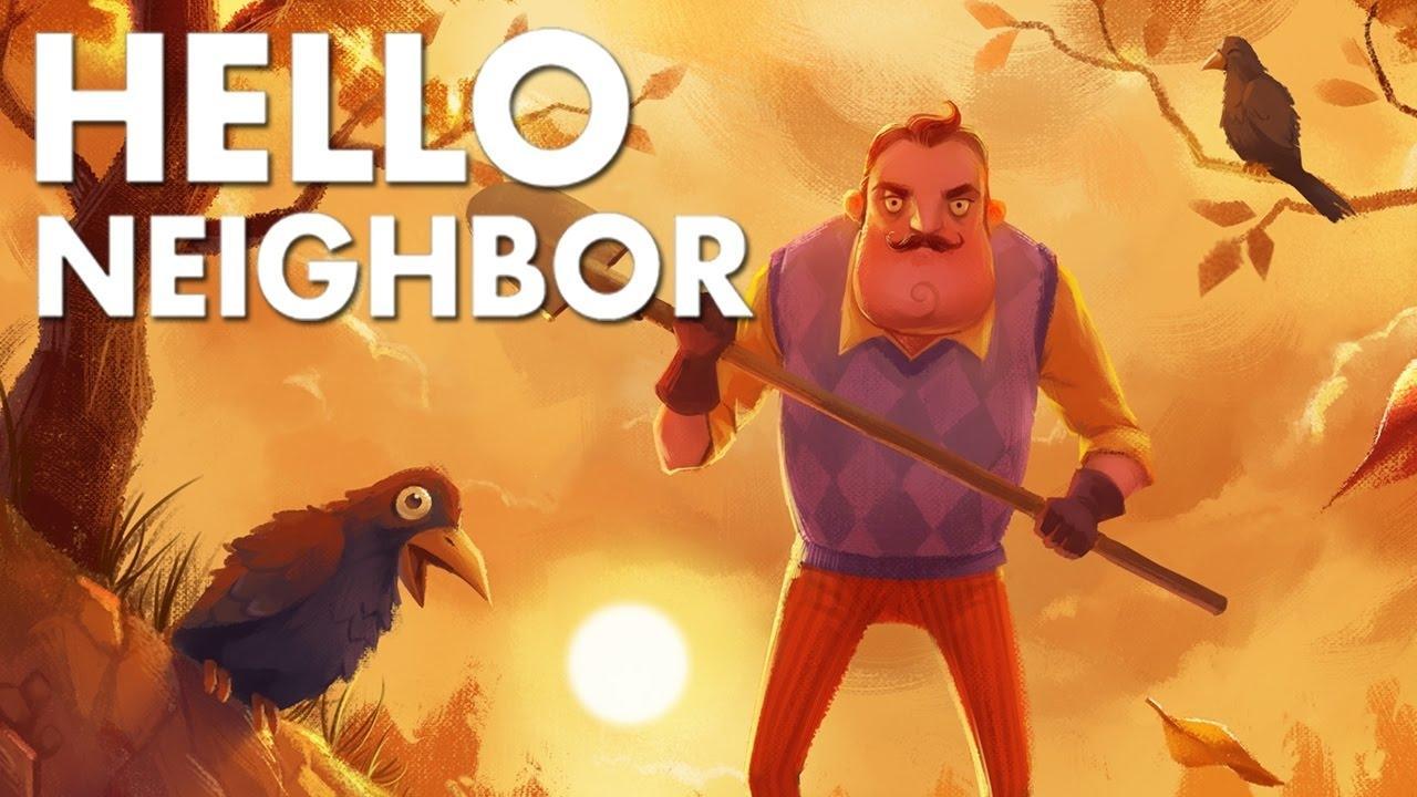 Почему стоит поиграть в«Привет сосед»?
