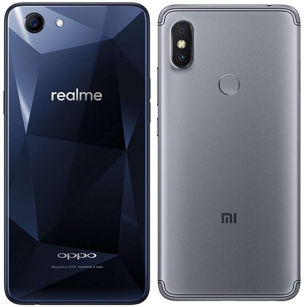 Xiaomi иRealme: двое изларца одинаковы слица