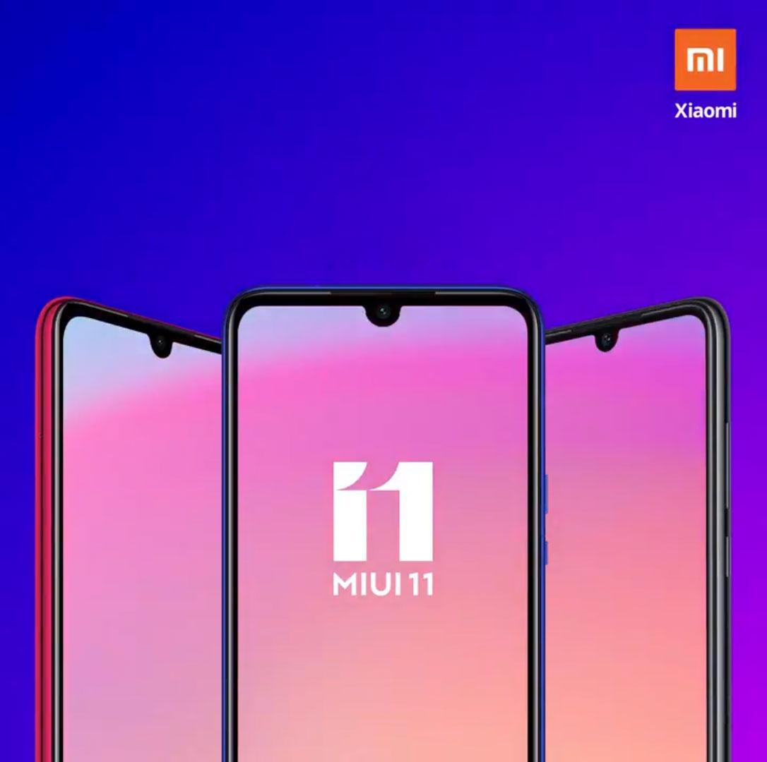 Xiaomi считает. что обновила все актуальныесмартфоны доMIUI 11