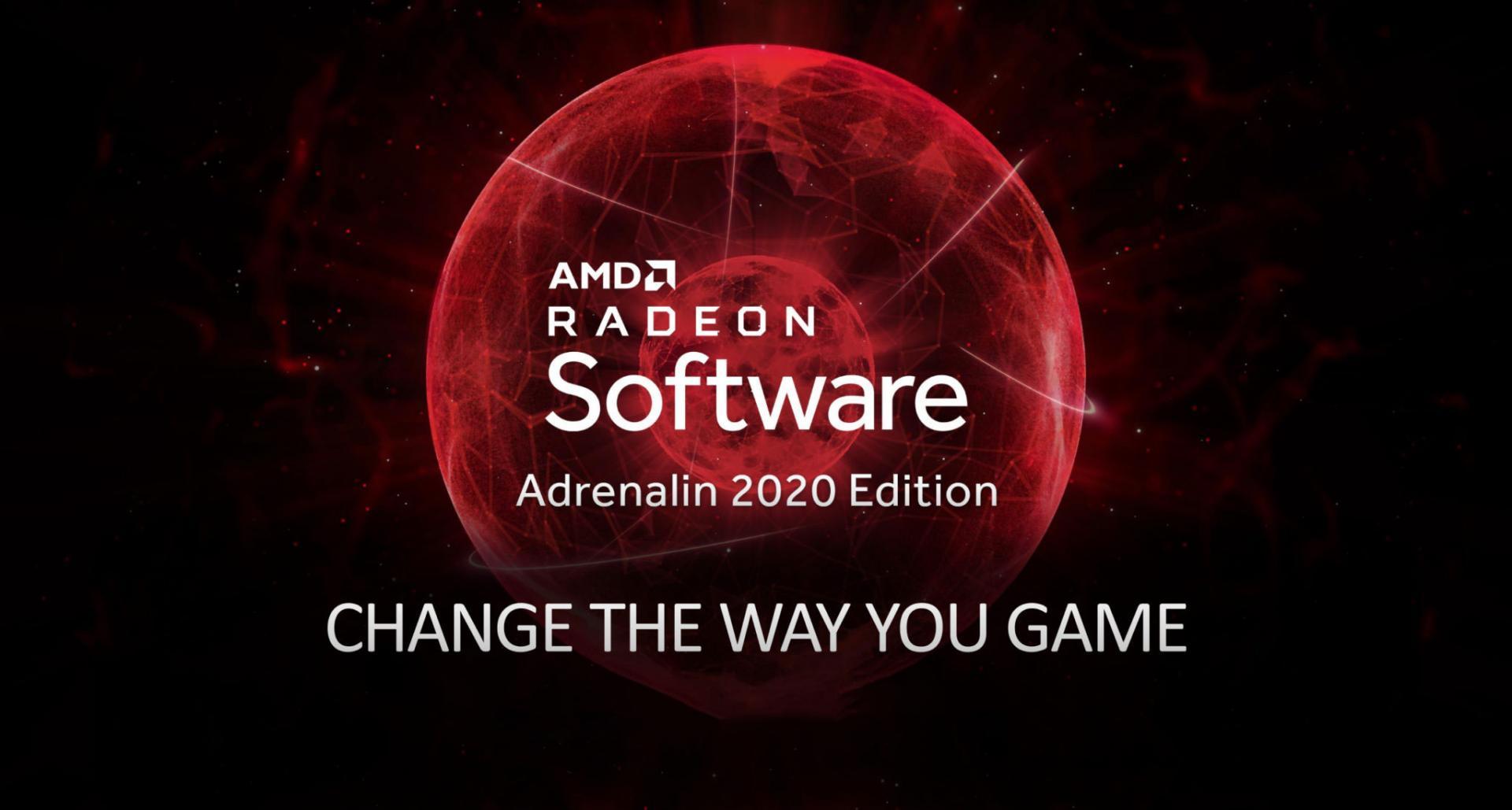 AMD обновила драйвер для видеокарт Radeon — Adrenalin 2020 20.1.3