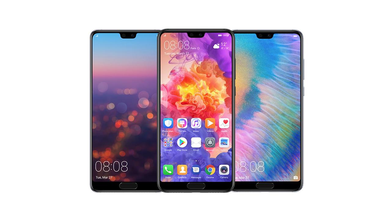 Huawei раздаёт EMUI 10: смартфоны Mate 10, Mate 10 Pro, Mate 10 RS, P20, P20 Pro