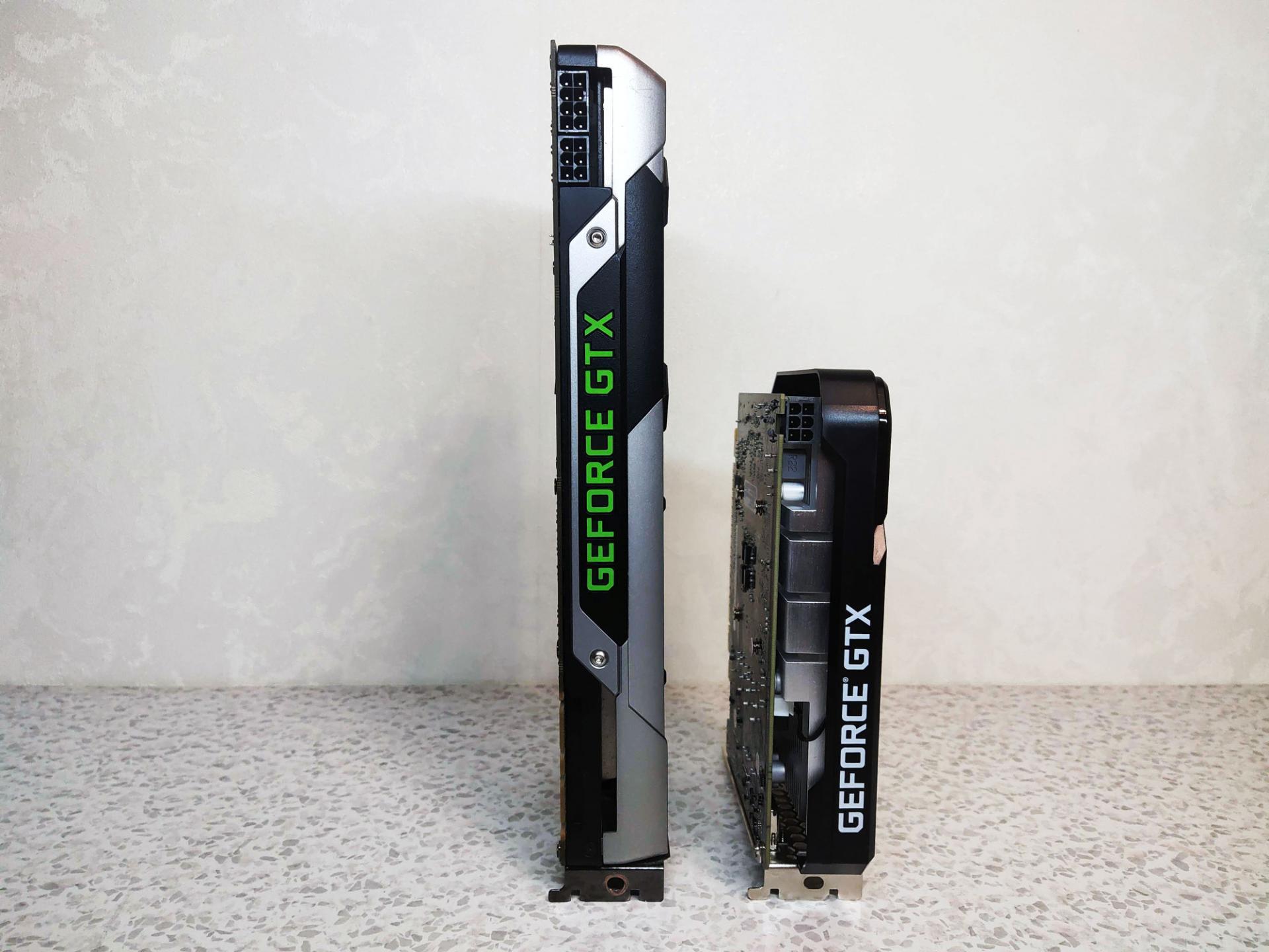 Обзор видеокарты PALIT GeForce GTX 1650 Super StormX